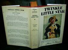 James T. Powers - TWINKLE LITTLE STAR - 1939 HC/DJ 1st