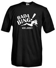 T-Shirt Fun J777 Bada Bing New Jersey Night Club Spogliarelliste Donne