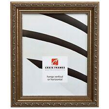 "Craig Frames Ancien Ornate, 1.325"" Antique Silver Picture Frame"