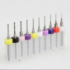 Carbide Micro Drill Pcb Tungsten Bits Cnc Circuit Board Set Print Metals Stone
