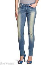 Para Mujer Levis Jeans Demi Curve Skinny Slim Denim Nuevo Con Etiquetas auténtico