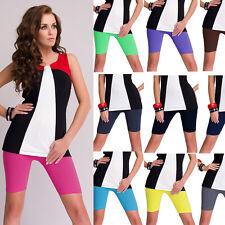 Mija - Good quality women ladies CYCLING 1/2 short leggings shorts 95% Cotton