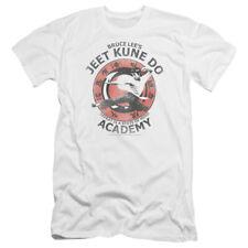 Bruce Lee Jeet Kune Mens Premium Slim Fit Shirt