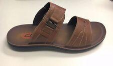 Comforthotics® Class Men's Flip Flop Leather Sandal Orthotic 8-10 (LARGE SIZES)