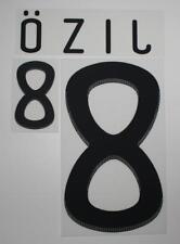 DFB Deutschland Mesut Özil Flock für Home Adidas Trikot WM 2010-Quali EM 2012