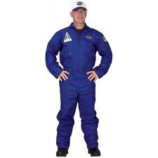 NASA Flight Suit Costume Adult Astronaut Halloween Fancy Dress