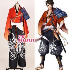 Touken Ranbu Online Cosplay Mutsunokamiyoshiyuki Costume Vestito Kimono Show