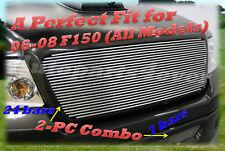 06-08 2007 Ford F150 High Density Billet Grille 2PC 07