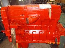 CUMMINS ISX DIESEL ENGINE LONG BLOCK non-egr / REMAN. - EXCHANGE * WARRANTY