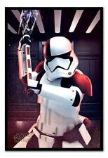 90077 Star Wars The Last Jedi Executioner Trooper Decor WALL PRINT POSTER CA