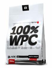 Whey Protein - 100% Whey - BCAA - Eiweiss - Glutamin - 700g - BLADE Series