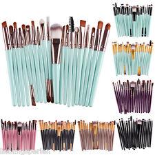 LP 20tlg Make Up Pinsel Set Puderpinsel Kosmetik Augen Lidschatten Brush M13120