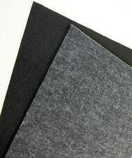 Plaque de feutre carré 5x5 - 90x90cm, Fort auto-adhésif, patins en Felt 2mm
