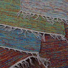 coton tissé la main Tapis HAPPY couleur tendance MIXE fleckerl en haute qualité