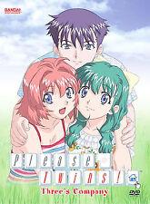 Please Twins! - Vol. 1: Three's Company (DVD, 2004)