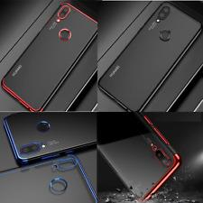 Motorola One Etui Bumper Elegance NEW Tasche Schutz Case TPU Handy Hülle Cover