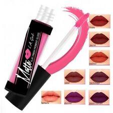 L.A. Girl USA 1 x Matte Pigment Lipgloss - Long wear, ultra matte finish Makeup