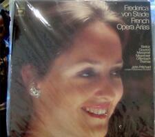 Frederica von Stade; French Opera Arias    Columbia