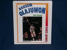 Hakeem Olajuwon by John Albert Torres (1997, Reinfor...