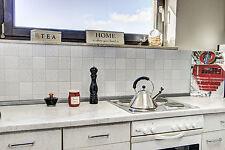 Küchenrückwand Fliesenspritzschutz Mosaikfliese Keramik Geo Grey Art: 22B-1402_b