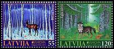 2011 Europa CEPT - Latvia - set 2v