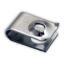 Original BossmobilRetaining Clamp Plate Nut Metal 17X11X3.5 mm