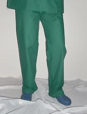 OP - Hose - Schlupfhose > Farbe grün > Mischgewebe >  zum binden