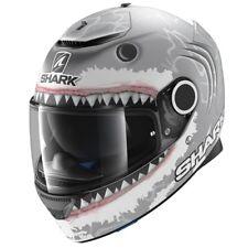 Shark Spartan Full Face Motorcycle Helmet - Lorenzo Shark SWA