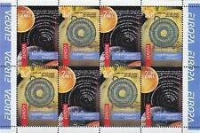 2009 Europa CEPT - Georgia - souvenir sheet fB