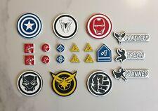 Marvel Champions Token set