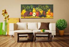 3D Fresh Fruits Wall Stickers Vinyl Murals Wall Print Decal Deco Art AJ STORE AU