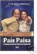 PAIS PAISA AGUILA DESCALZA  COMEDIA COLOMBIA ORIGINAL!!