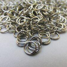 Jump Rings 9mm - 50/100/200 Stainless Steel 16 Gauge Open Jump Rings F3829