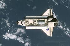 Shuttle Orbiter Discovery 22x30 Hand Numbered Ltd.Ed.Art Print of NASA Astronaut