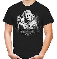 Marilyn Monroe T-Shirt   Tattoo   Rockabilly   Pop   Star   Punk   Filmstar   M2