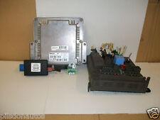 CITROEN C5 2003 2.2 HDi DIESEL ENGINE ECU KIT 0281010938 / 9640938180 / EDC15C2