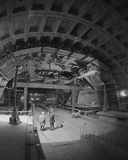 Metro Center subway station under construction in Washington, DC Photo Print