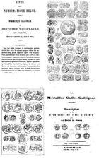 DVD 115  livres numériques sur monnaies gauloises Celtes Vercingétorix  Gaul
