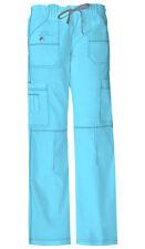 Dickies 857455 Low Rise Drawstring Cargo Pant (IcyTurquoise)