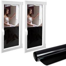 Film Miroir de fenêtre UV Protection Solaire Feuille vue 6,57€// m²