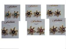 NUEVO Diseñador color oro Pendientes Fashion Jewelry Nuevo