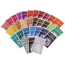 10g Batikfarbe Textilfarbe Stofffarbe färben, Farbe wählbar aus 30 Nuancen (25,9