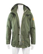 New SUPERDRY Fashion Men's Wilderness Parka Lite Green Jacket Coat S M L XL XXL