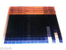 Microfich Ersatzteilkatalog Hyundai S - Coupé Stand 01/1993
