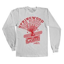 Licence Officielle le Slasher Dream Team T-shirt à manches longues S-XXL tailles