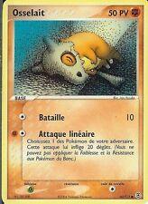 "Carte Pokemon "" GOSSELAIT "" Niveau BASE Rouge Feu Vert Feuille PV 50 60/112"