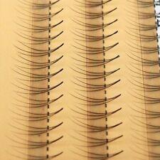Individual False Eye Lashes 0.07 C Black Silk Eyelashes Extension 3D Wave Mink