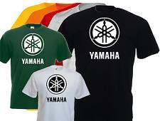 T-shirt logo YAMAHA, moto , nippon, vintage, biker, motard, S, M, L, XL, NEUF