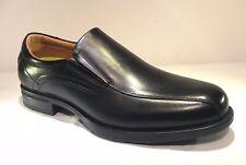 Florsheim MIDTOWN BIKE SP Mens Black 12166-001 Slip On Leather Comfort Shoes