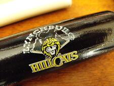 "Lynchburg Hillcats Pro Ball Team Louisville Slugger 18""Mini Bat , Black Bat"